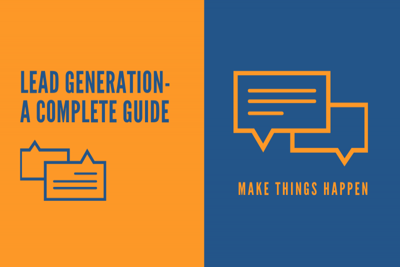 How to Generate Leads Online – The Complete Guide (2019)
