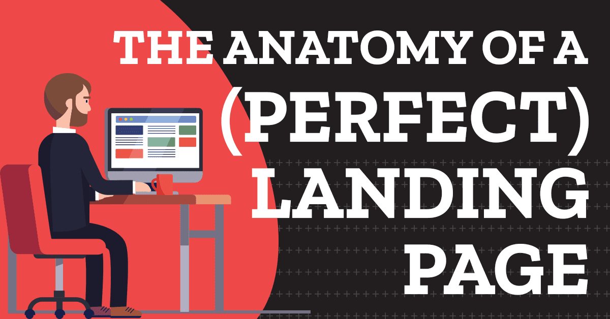 The Anatomy Of A (Perfect) Landing Page [Infographic] - September 2018